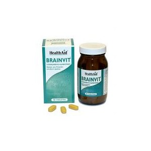 Brain-Vit (60 comp) Health Aid