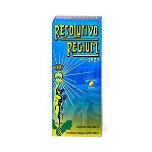Resolutivo Regium (600ml) Plameca
