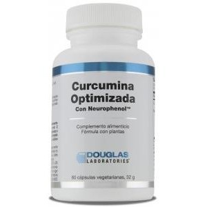 Curcumina optimizada+Neurophenol™ 60 cáp