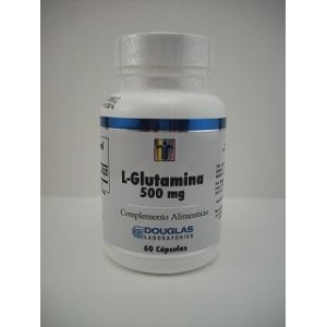 L-Glutamina 500mg (60 cáp)