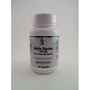 Acido Lipoico (100mg) (60 Cap)